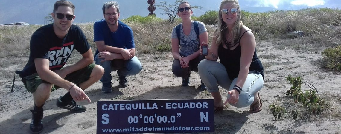 Mitad del Mundo to Catequilla the True Equator. USD 15